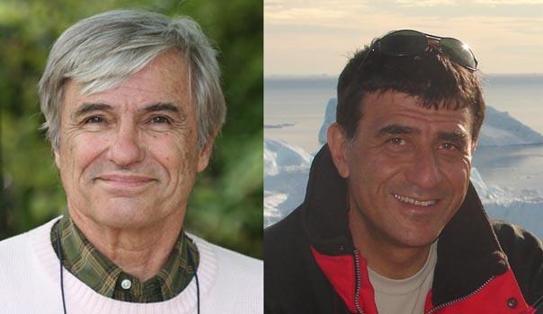 Jean-Pierre Petit et Gilles d'Agostini